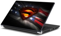 Solution Uncle Superman Vinyl 3m Sheet Laptop Decal (Laptop)