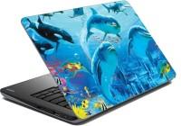Mesleep Deep Sea Vinyl Laptop Decal (Laptop)