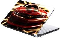 AV Styles Beautiful Chevrolet Red Car Skin Vinyl Laptop Decal 15.6 (All Laptops)
