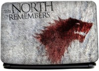 Hawtskin Game Of Thrones The North Remembers Laptop Skin Vinyl Laptop Decal (All Laptops)
