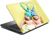 MeSleep Sweet Baby LS-86-024 Vinyl Laptop Decal (All Laptop Skin)
