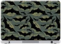 Macmerise Batman Mashup - Skin For Dell Inspiron 15R-5520 Vinyl Laptop Decal (Dell Inspiron 15R-5520)