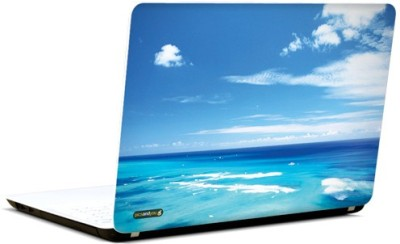 Pics And You Bold And Blue 14 3M/Avery Vinyl Laptop Decal (Laptops And MacBooks)