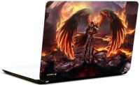 Pics And You Fire And Fantasy Vinyl Laptop Decal (Laptops And Macbooks)