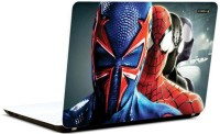 Pics And You Spiderman Transformations 3M/Avery Vinyl Laptop Decal (Laptops And MacBooks)