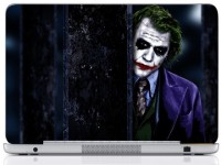 WebPlaza Joker Purple Skin Vinyl Laptop Decal (All Laptops With Screen Size Upto 15.6 Inch)