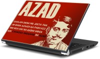 ShopMantra Chandra Shekhar Azad The Legend Laptop Skin Vinyl Laptop Decal (All Laptop)