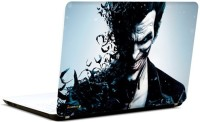 Pics And You Joker With Batman 3M/Avery Vinyl Laptop Decal (Laptops And MacBooks)
