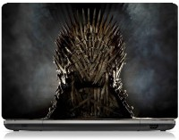 ClickToSolve Game Of Thrones - The Iron Throne Vinyl Laptop Decal (Laptops - 15.6 Inches)