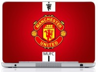 WebPlaza Manchester Unidet10 Laptop Skin Vinyl Laptop Decal (All Laptops With Screen Size Upto 15.6 Inch)