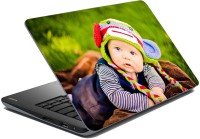 MeSleep Sweet Baby LS-86-035 Vinyl Laptop Decal (All Laptop Skin)