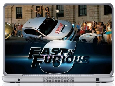 WallDesign Fast and Furious 6 Autothon