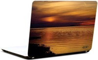 Pics And You Sunset 6 3M/Avery Vinyl Laptop Decal (Laptops And MacBooks)