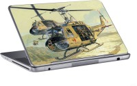 AV Styles Armyman In Chopper Skin Vinyl Laptop Decal (All Laptops)