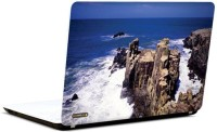 Pics And You Bold And Blue 8 3M/Avery Vinyl Laptop Decal (Laptops And MacBooks)