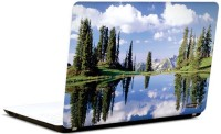 Pics And You Enchanting Clouds 9 3M/Avery Vinyl Laptop Decal (Laptops And MacBooks)