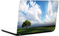 Pics And You Blue Sky 10 3M/Avery Vinyl Laptop Decal (Laptops And MacBooks)