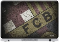 Macmerise FCB Grunge - Skin For Dell Inspiron 15R-5520 Vinyl Laptop Decal 15.6 (Dell Inspiron 15R-5520)