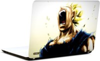 Pics And You Dargon Ball Z Cartoon Themed 37 3M/Avery Vinyl Laptop Decal (Laptops And MacBooks)