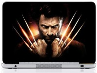 WebPlaza Wolverine Hand Laptop Skin Vinyl Laptop Decal (All Laptops With Screen Size Upto 15.6 Inch)
