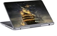 AV Styles Sailing Ship In Rain Skin Vinyl Laptop Decal (All Laptops)