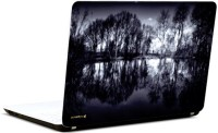 Pics And You Moonlit Sky 3 3M/Avery Vinyl Laptop Decal (Laptops And MacBooks)