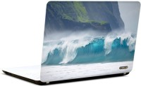 Pics And You Waterfall 9 3M/Avery Vinyl Laptop Decal (Laptops And MacBooks)