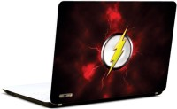 Pics And You Amazing Flash Logo 3M/Avery Vinyl Laptop Decal (Laptops And MacBooks)