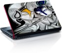 Amore Radhe Krishna Vinyl Laptop Decal - All Laptops With Screen Size Upto 15.6 Inch