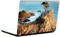 Pics And You Beach Side View 12 3M/Avery Vinyl Laptop Decal (Laptops And MacBooks)