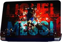 ShopMantra Lionel Messi Vinyl Laptop Decal (All Laptops With Screen Size Upto 15.6 Inch)