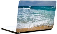 Pics And You In The Ocean 9 3M/Avery Vinyl Laptop Decal (Laptops And MacBooks)