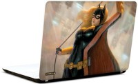 Pics And You Batwoman 3M/Avery Vinyl Laptop Decal (Laptops And MacBooks)