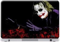 Macmerise Evil Joker - Skin For Dell Inspiron 15R-5520 Vinyl Laptop Decal (Dell Inspiron 15R-5520)
