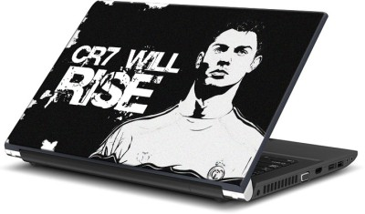 best service dc6d5 6713a ShopMantra Cristiano Ronaldo Real Madrid Vinyl Laptop Decal ...