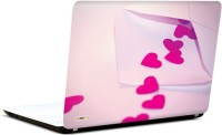 Pics And You Love Messages Vinyl Laptop Decal (Laptops And Macbooks)