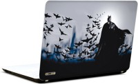 Pics And You Batman With Bats 3M/Avery Vinyl Laptop Decal (Laptops And MacBooks)