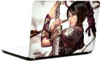 Pics And You Sword And Sorcery 28 3M/Avery Vinyl Laptop Decal (Laptops And MacBooks)