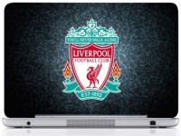 WebPlaza Liverpool Gray Skin Vinyl Laptop Decal (All Laptops With Screen Size Upto 15.6 Inch)