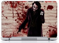 WebPlaza Joker 1 Skin Vinyl Laptop Decal (All Laptops With Screen Size Upto 15.6 Inch)