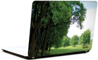 Pics And You Under The Trees 10 3M/Avery Vinyl Laptop Decal (Laptops And MacBooks)