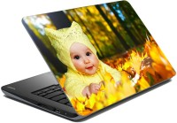 MeSleep Sweet Baby LS-86-029 Vinyl Laptop Decal (All Laptop Skin)