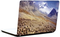 Pics And You Mountains And Hills 3M/Avery Vinyl Laptop Decal (Laptops And MacBooks)