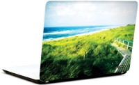 Pics And You Green And Gorgeous 15 3M/Avery Vinyl Laptop Decal (Laptops And MacBooks)