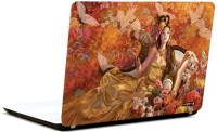 Pics And You Beautiful Girl 2 Vinyl Laptop Decal (Laptops And Macbooks)