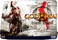ShopMantra God Of War Vinyl Laptop Decal (All Laptops With Screen Size Upto 15.6 Inch)