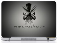WebPlaza The Wolverine Laptop Skin Vinyl Laptop Decal (All Laptops With Screen Size Upto 15.6 Inch)
