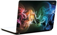 Pics And You Flames And Fumes Vinyl Laptop Decal (Laptops And Macbooks)