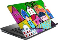 MeSleep Multi Color Home LS-91-116 Vinyl Laptop Decal 15.6 (All Laptop Skin)