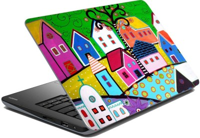 MeSleep Multi Color Home LS-91-116 Vinyl Laptop Decal 15.6 (All Laptop Skin)